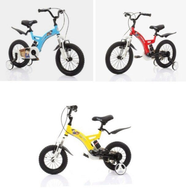 xe đạp trẻ em nhập khẩu 33b