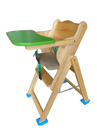 Ghế ăn bột cho bé gỗ thông cao cấp xuất khẩu, giá rẻ tại babikid.vn và thegioiecuabe.com