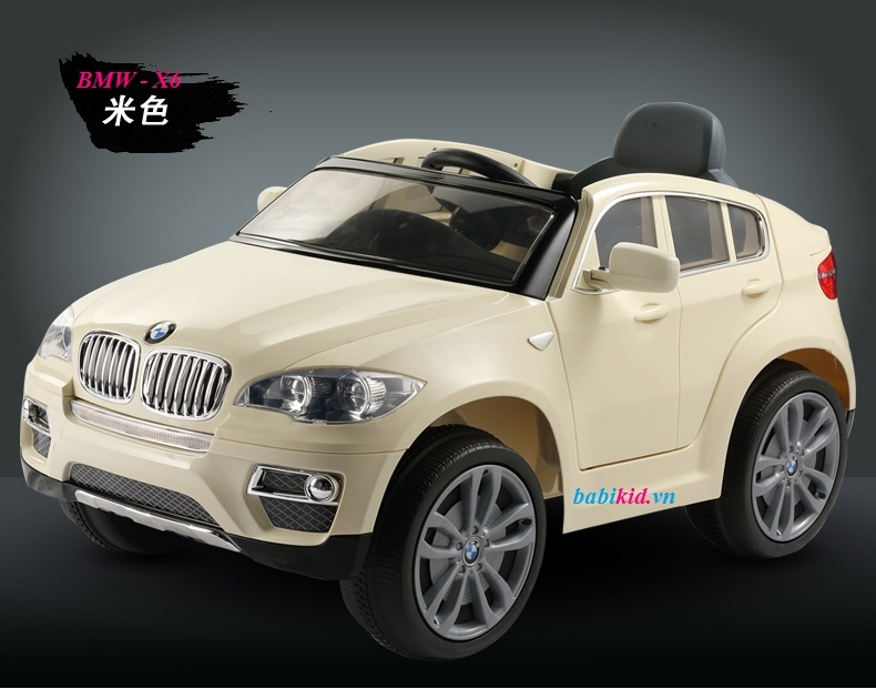 Ô tô điện trẻ em sành điệu cho bé yêu, ô tô điện trẻ em jj258 sành điệu tại babikid
