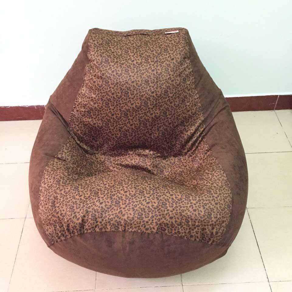 ghế lười hạt xốp nhiều mẫu mã giá cực rẻ
