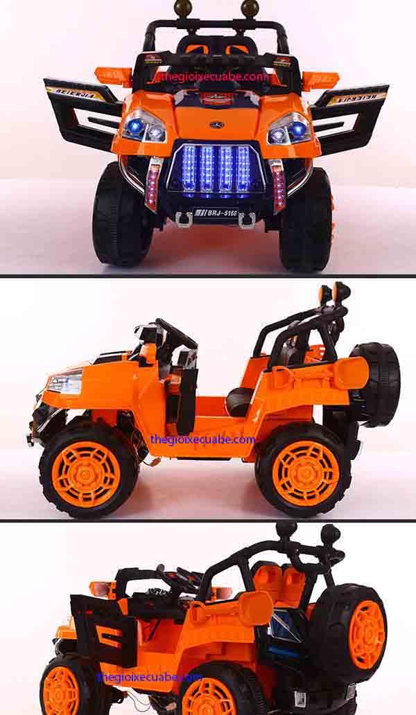 Giới thiêu của Giới thiệu về xe hơi điện trẻ em BRJ - 1568 cho bé yêu